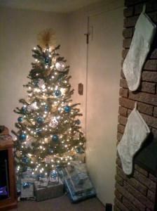 jewish christmas tree