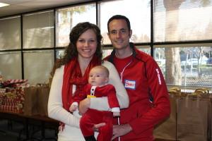 Christmas Party Volunteers (including Santa baby)